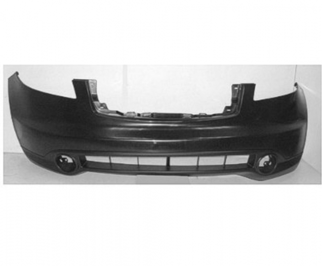 Bumper Cover Replacement - IN1000127