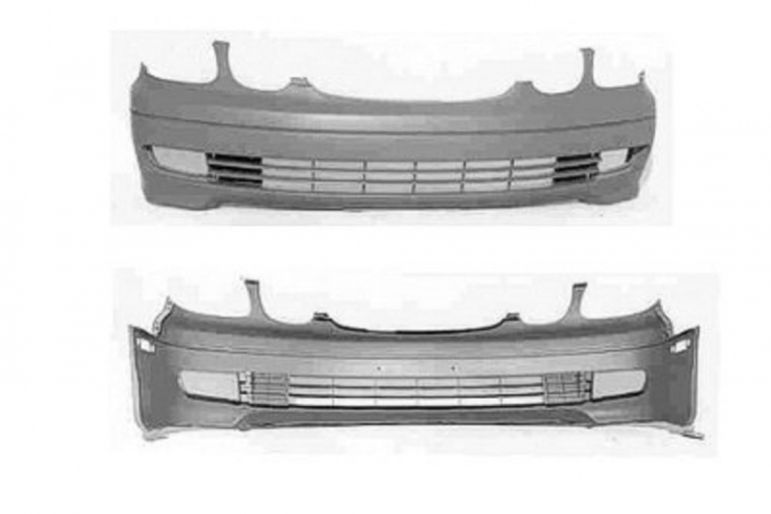 Bumper Cover Replacement - LX1000114