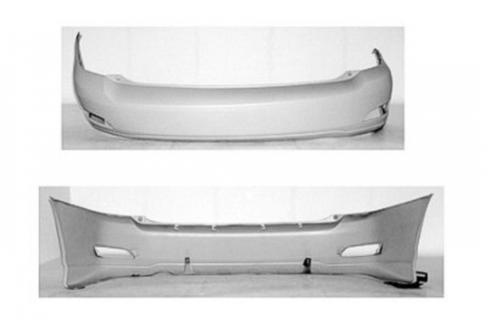 Bumper Cover Replacement - LX1100121
