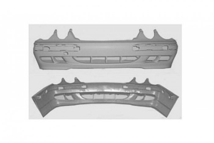 Bumper Cover Replacement - MB1000141
