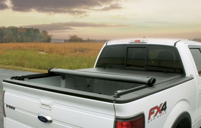 Lund Genesis Elite Roll Up Tonneau Cover