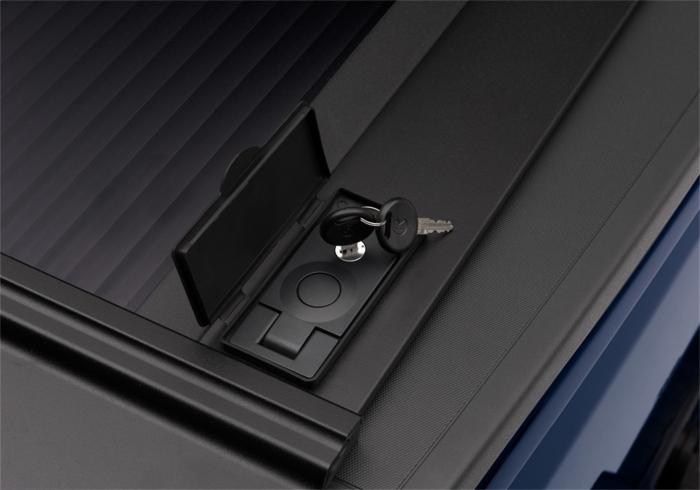 Close up of lock & key