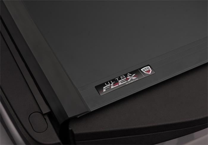 UnderCover Ultra Flex cover: matte black finish