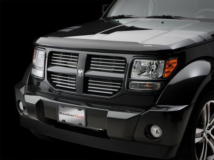 Installed on a Dodge SUV
