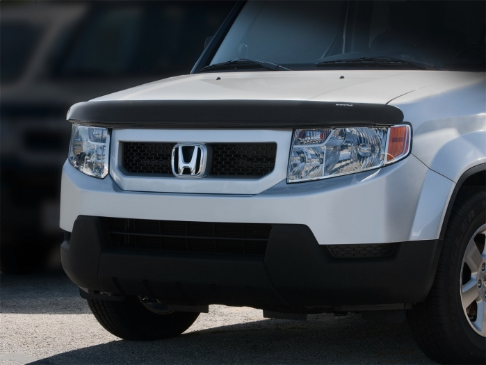 Installed on a Honda SUV