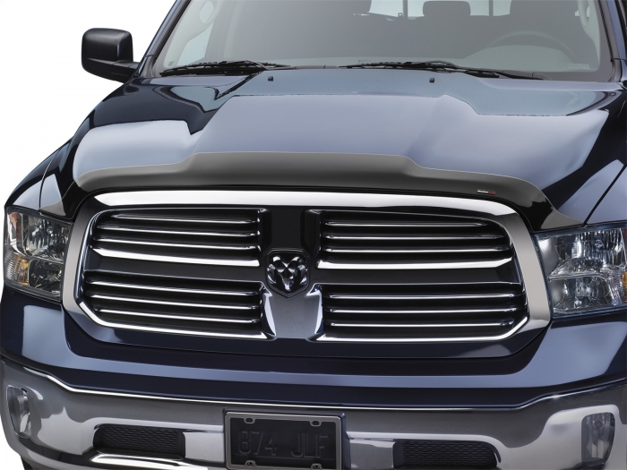 Installed on a Dodge truck