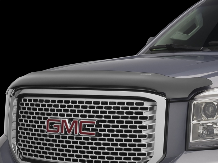 Installed on a GMC truck