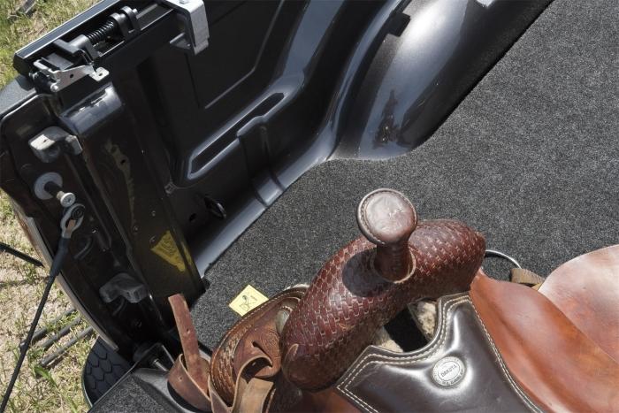 BedRug BMR19DCS Floor Truck Bed Mat