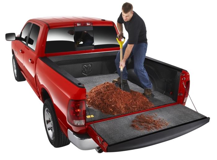 BedRug BMC19SBD Floor Truck Bed Mat
