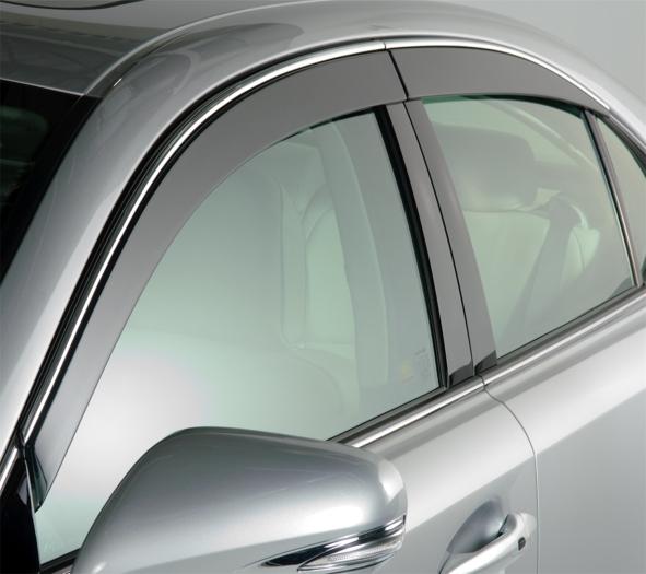 AVS Seamless Low Profile Vent Visors