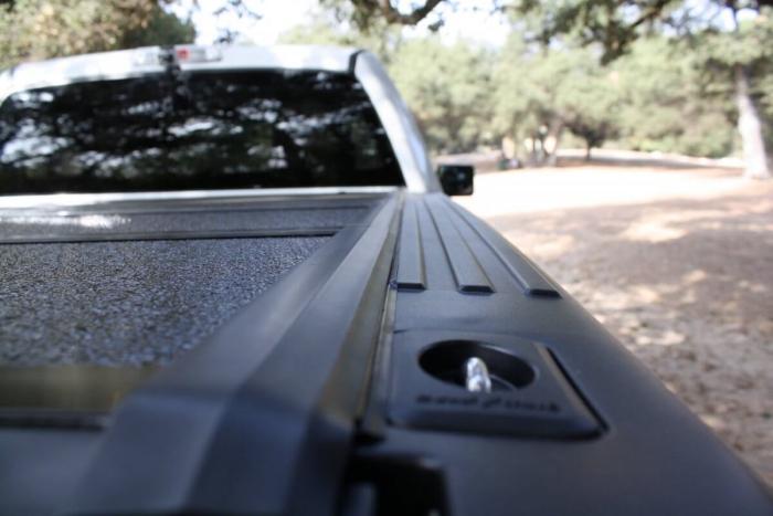 BAK BAKFlip FiberMax Hard Folding Tonneau Cover