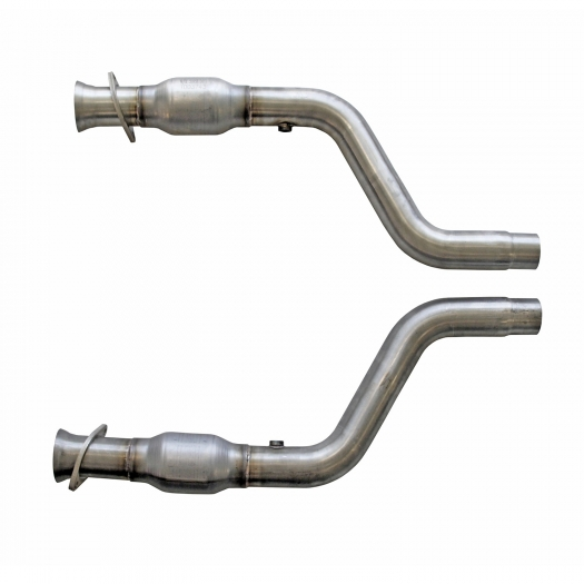 BBK High-Flow Short Mid-Pipe Assembly