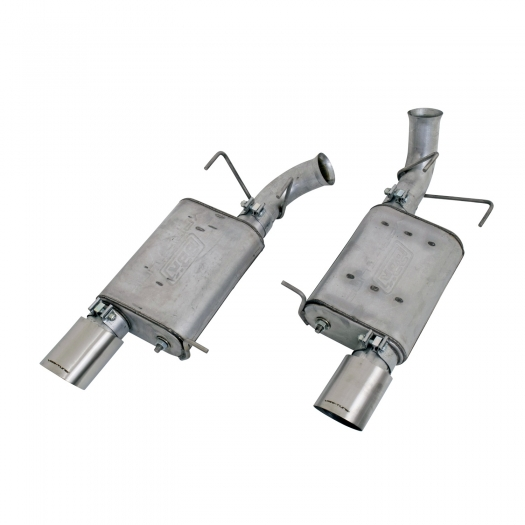 BBK Vari-Tune Axle Back Exhaust Kit