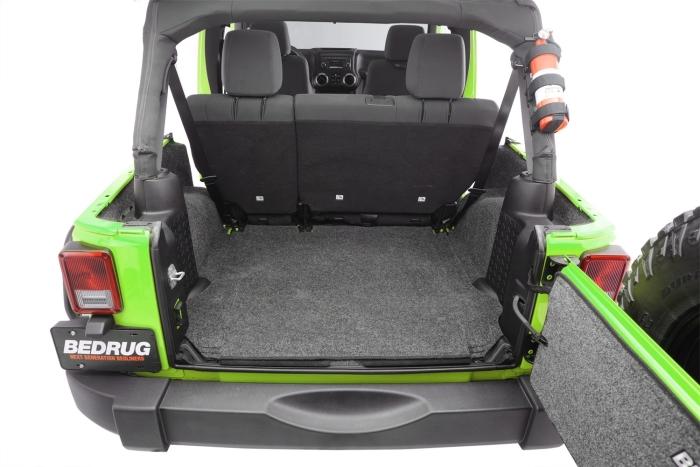 BedRug Cargo Floor Liner Kit