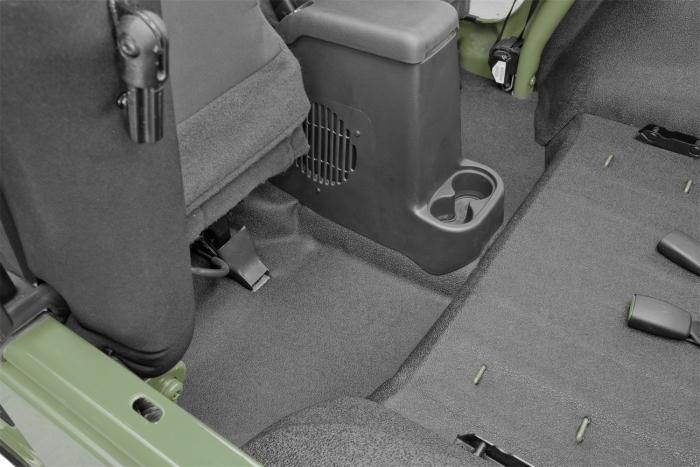 BedRug BedTred Cargo Floor Liner Kit