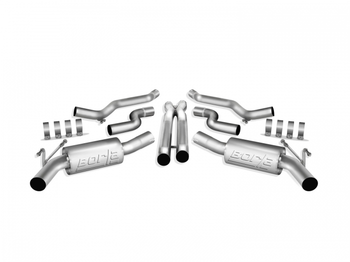 Borla S-Type Cat-Back Exhaust System