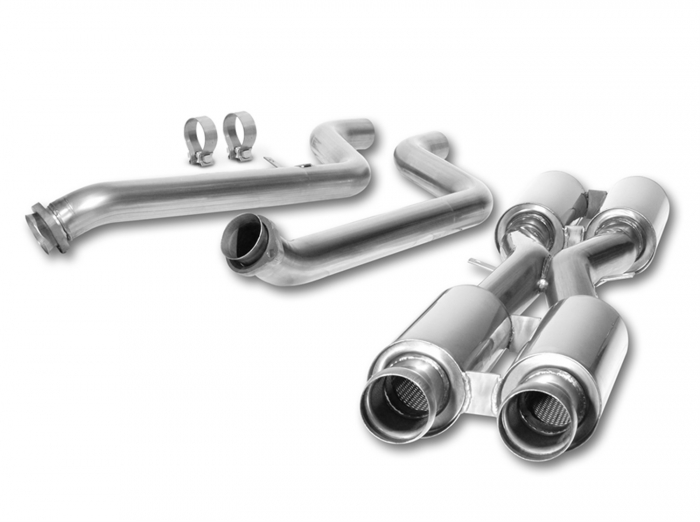 Borla X-Pipe Crossover Exhaust Pipes