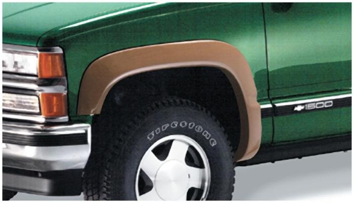 Bushwacker Chevrolet C2500 Suburban Fender Flares