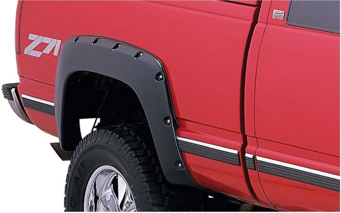 Bushwacker Chevrolet K2500 Suburban Fender Flares