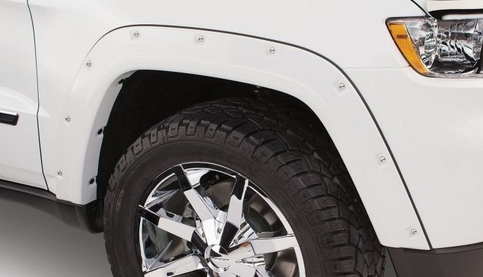 Bushwacker Jeep Grand Cherokee Fender Flares