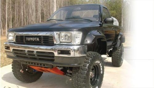Bushwacker Toyota Pickup Fender Flares