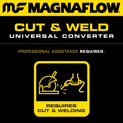 MagnaFlow 4451306 Catalytic Converter