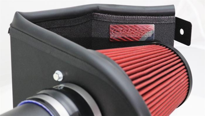 Corsa Shielded Box Air Intake System