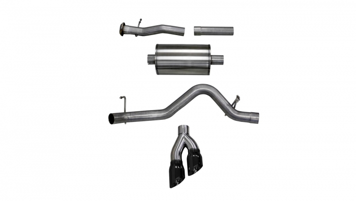 Corsa Sport Cat-Back Exhaust System