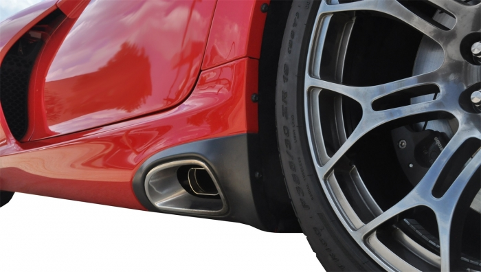 Corsa Xtreme Cat-Back Exhaust System