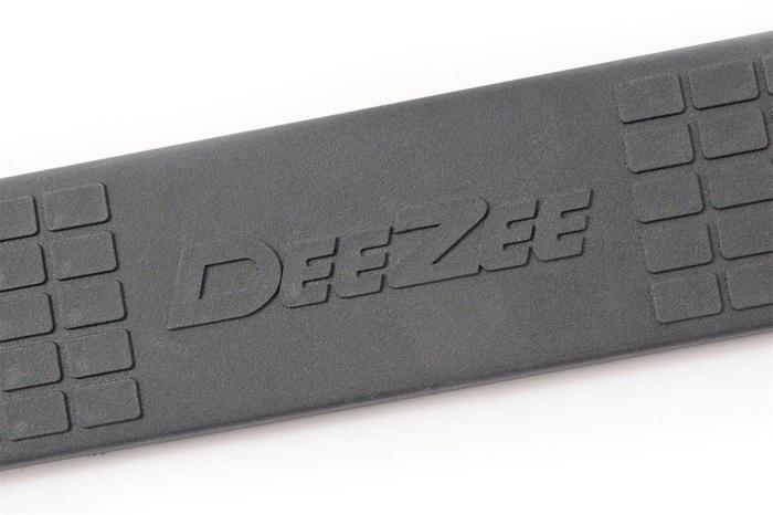 """Dee Zee 4"""" Oval Step Bars"""