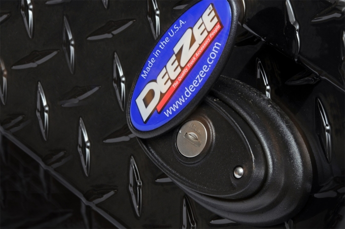 DeeZee Blue Label Side Mount Tool Box