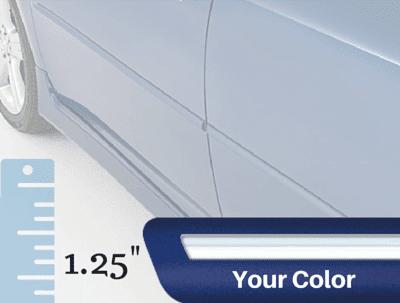 Car Door Molding Set for Chevrolet Silverado 3500 HD