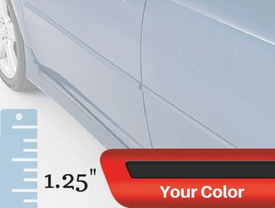 Car Door Molding Set for Nissan X-Trail