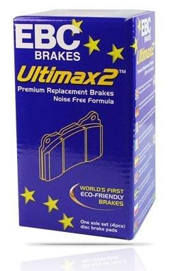 EBC Brakes Ultimax OEM Replacement Brake Pads