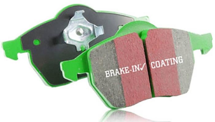 EBC Brakes Greenstuff 2000 Series Sport Brake Pads