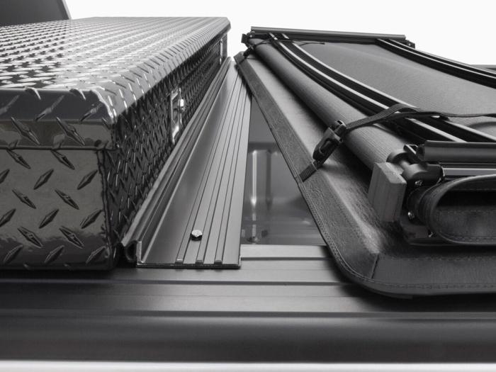 Channel design bridges gap between toolbox and tonneau
