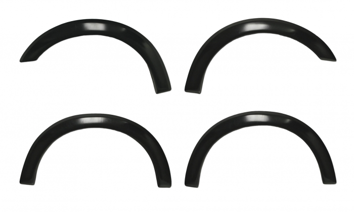 TrueEdge Street Fender Flares for 97-03 Ford F-150 (Available Factory Painted) FLZ109303