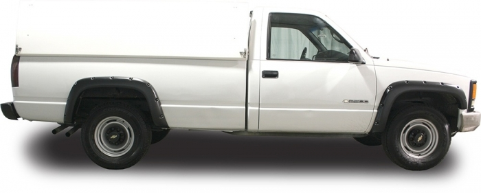 TrueEdge Pocket/Bolt Fender Flares for 88-98 Chevy/GMC Trucks (Available Factory Painted) FLZ209101