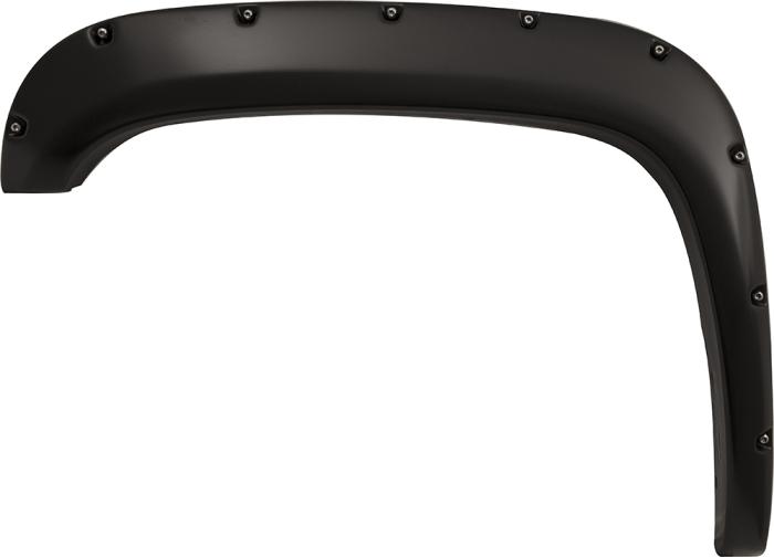 TrueEdge Pocket/Bolt Fender Flares for 07-13 Chevrolet Silverado 6.5/8 Foot Bed (Available Factory Painted) FLZ209108