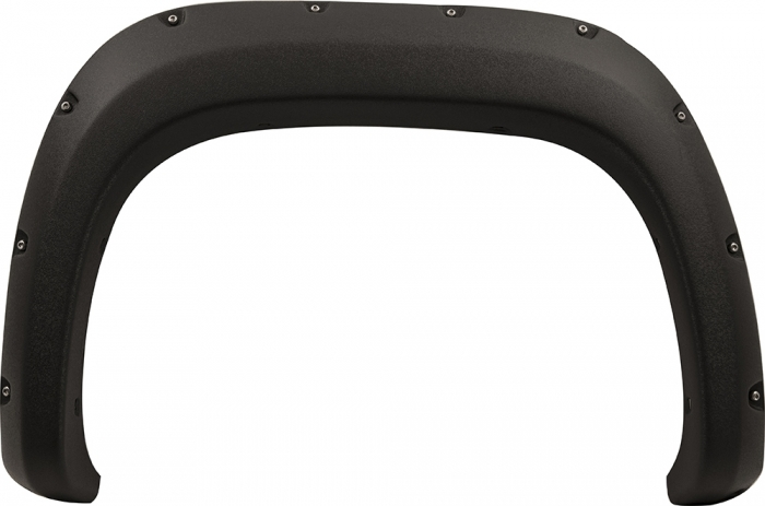 TrueEdge Pocket/Bolt Fender Flares for 07-13 GMC Sierra 1500 (5ft. 9in. bed) (Available Factory Painted) FLZ209112