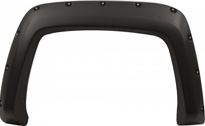 TrueEdge Pocket Fender Flares for 14-15 GMC Sierra (Available Factory Painted) FLZ209122