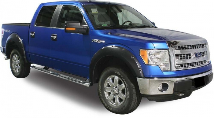 OE style fender flare on Ford 2005-2021