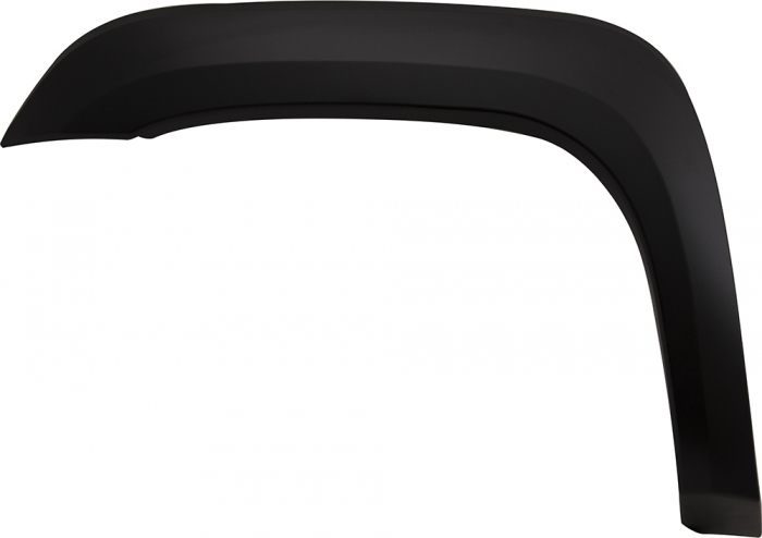 TrueEdge Sport Fender Flares for 07-13 GMC Sierra 1500 5ft. 9in. Bed (Available Factory Painted) FLZ409112