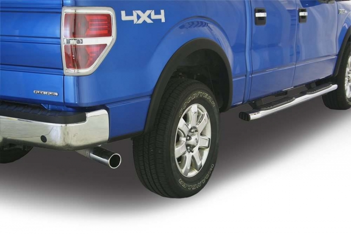 TrueEdge Sport Style Fender Flares - Available Painted