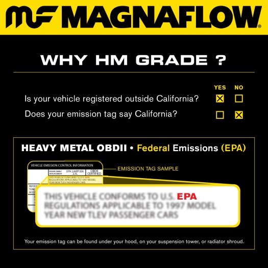 MagnaFlow 24383