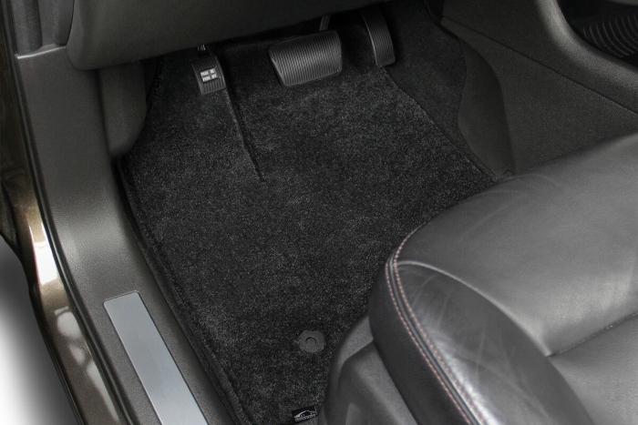 Lloyd Luxe Carpet Floor Mats