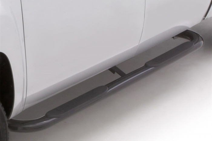 """Lund 4"""" Oval Curved Tube Step Bars"""
