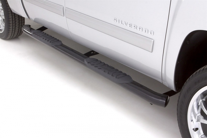 """Lund 5"""" Oval Curved Tube Step Bars"""