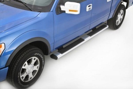 Lund 6 Inch Oval Straight Running Boards