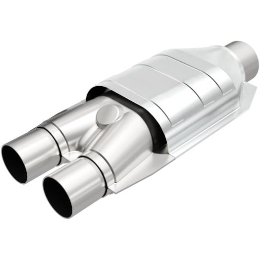 """MagnaFlow 2-2.5"""" Universal California OBDII Catalytic Converter"""